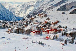 France, Ski, Station, Montagnes, Loisirs, Le Tourisme